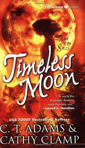 Timeless Moon (Tales of the Sazi)