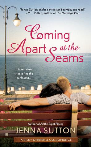 Coming Apart at the Seams (Riley O'Brien & Co., #2)