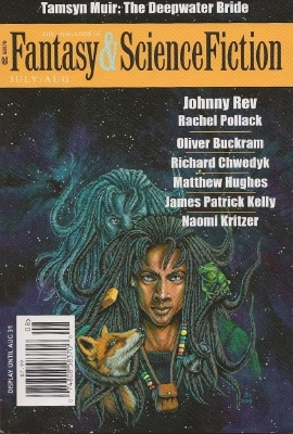 The Magazine of Fantasy & Science Fiction, July/August, 2015 (The Magazine of Fantasy & Science Fiction, #720)