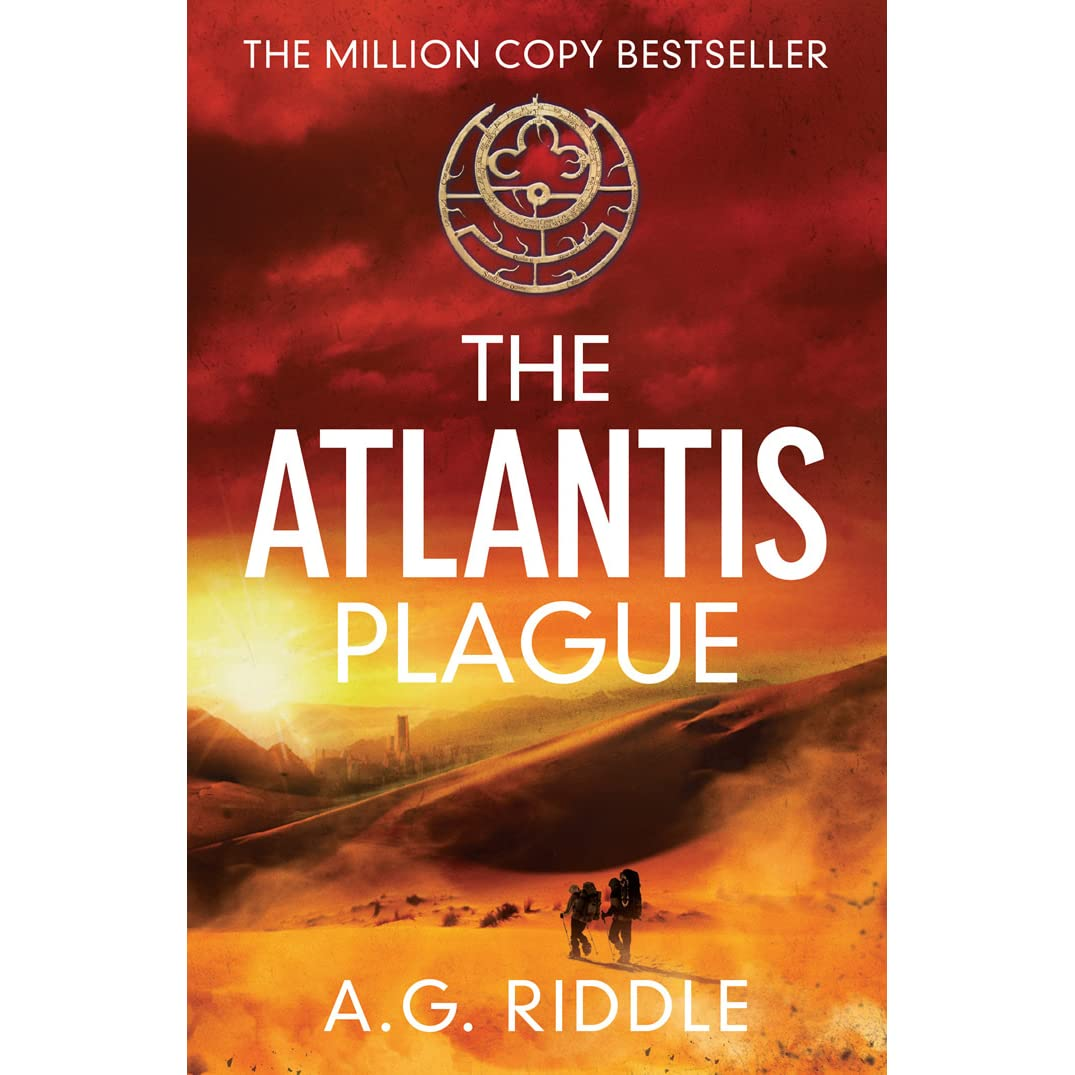 The Atlantis Plague (the Origin Mystery, #2) By Ag Riddle €� Reviews,  Discussion, Bookclubs, Lists