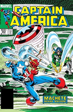 Captain America (1968-1996) #302