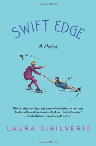 Swift Edge (A Charlie Swift Mystery #2)
