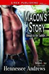 Macon's Story (Rough in the Saddle, #1)