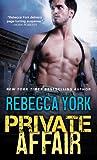 Private Affair (Rockfort Security, #3)
