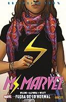 Ms. Marvel Vol. 1: Fuera de lo normal (Colección 100% Ms. Marvel, #1)