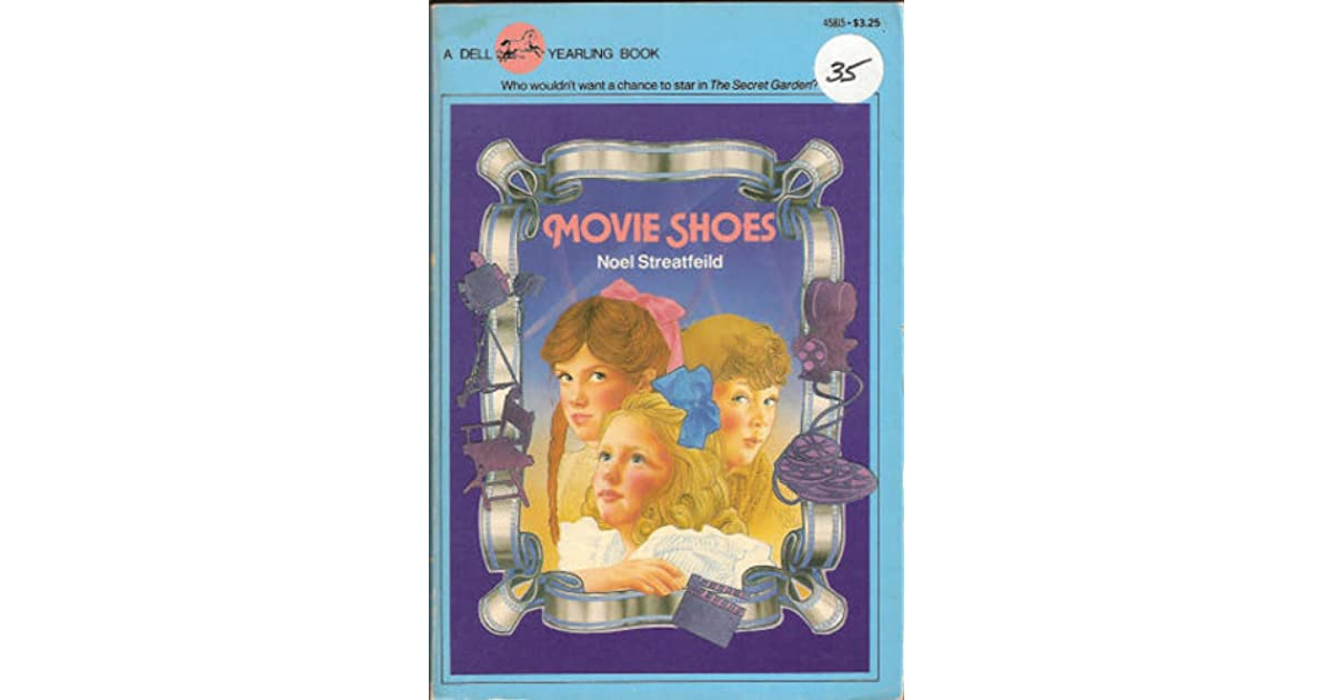 Movie Shoes Shoes 6 By Noel Streatfeild