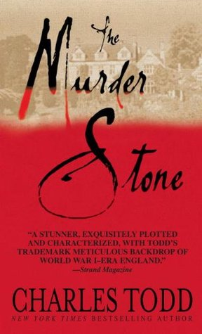 The Murder Stone - Charles Todd