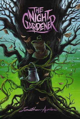 Image result for the night gardener book cover