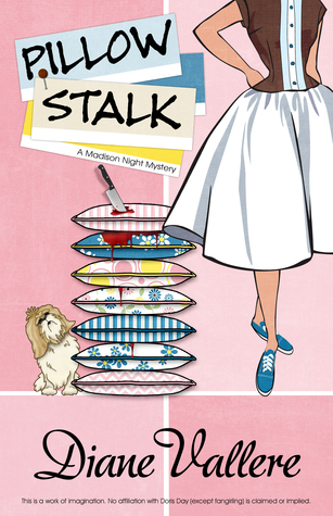 Pillow Stalk by Diane Vallere