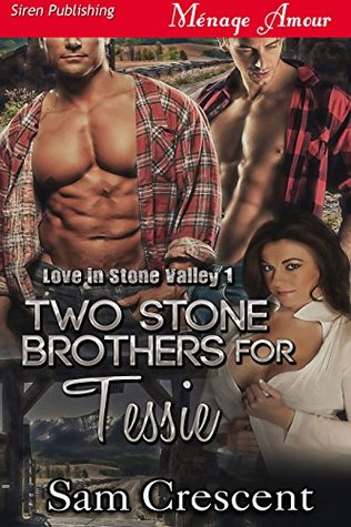 Two Stone Brothers For Tessie by Sam Crescent
