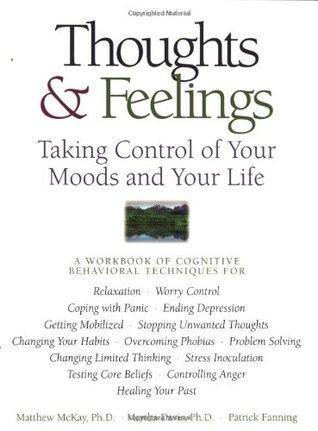 الأفكار والمشاعر السيطرة على حالاتك المزاجية وعلى حياتك pdf
