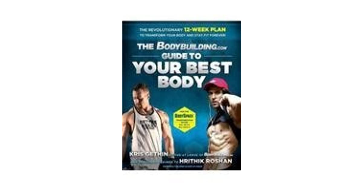 Your Best Body Book