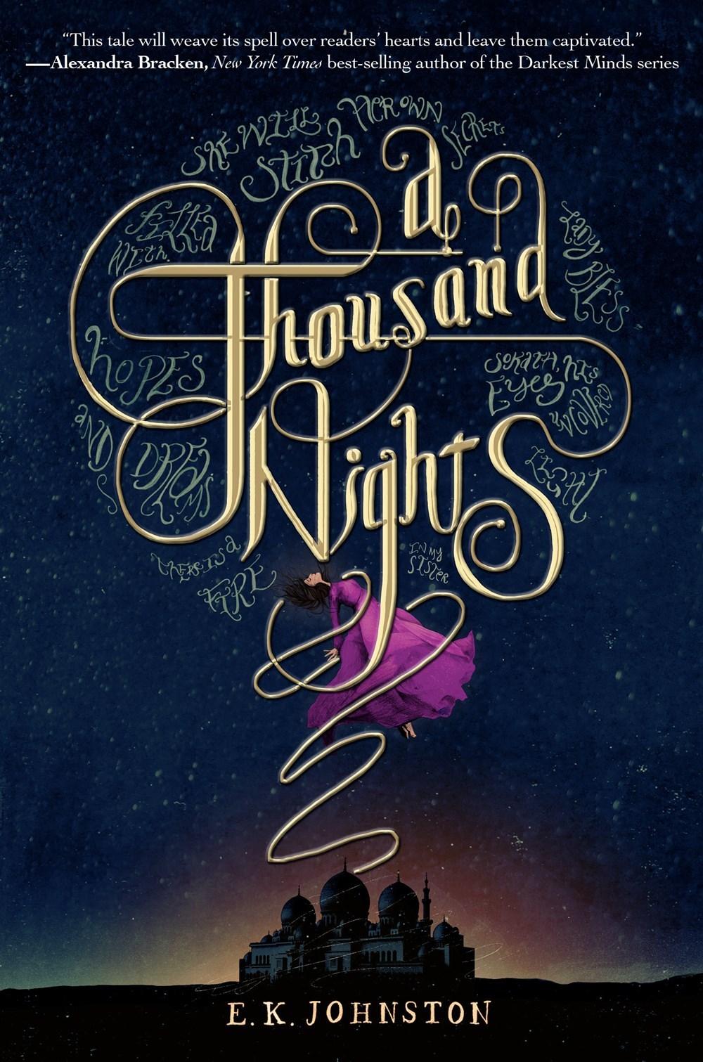 A Thousand Nights (A Thousand Nights, #1) By E.K. Johnston