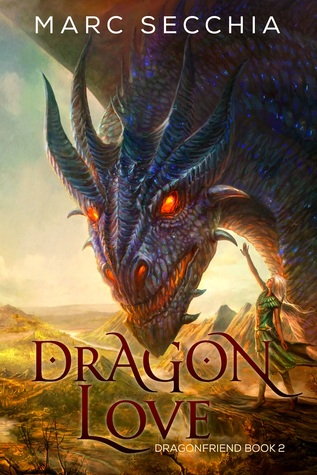 Dragonlove by Marc Secchia