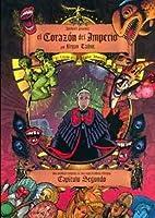 El legado de Luther Arkwright - El Corazón del Imperio: Capítulo Segundo (Corazón del Imperio, #2)