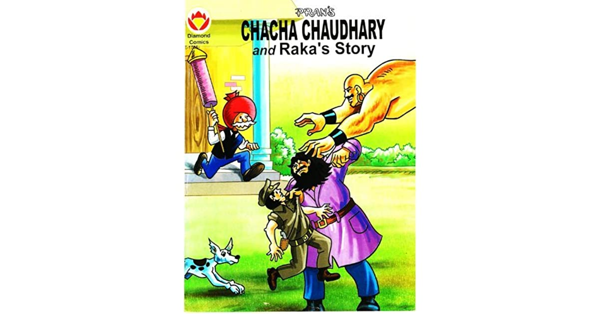Chacha-Chaudhary-And-Raaka's-Story-English by Pran Kumar Sharma