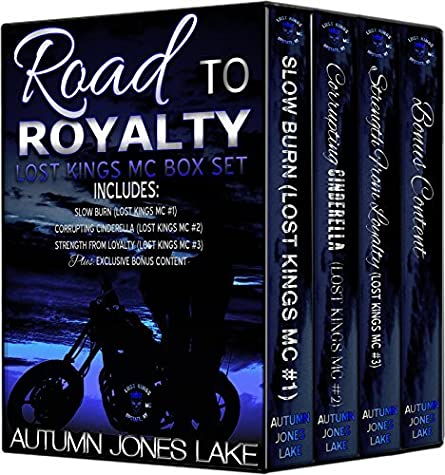 Road to Royalty by Autumn Jones Lake