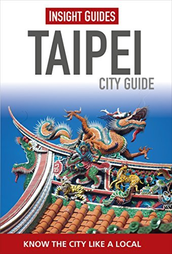 Insight Guides - City Guide Taipei (2015)
