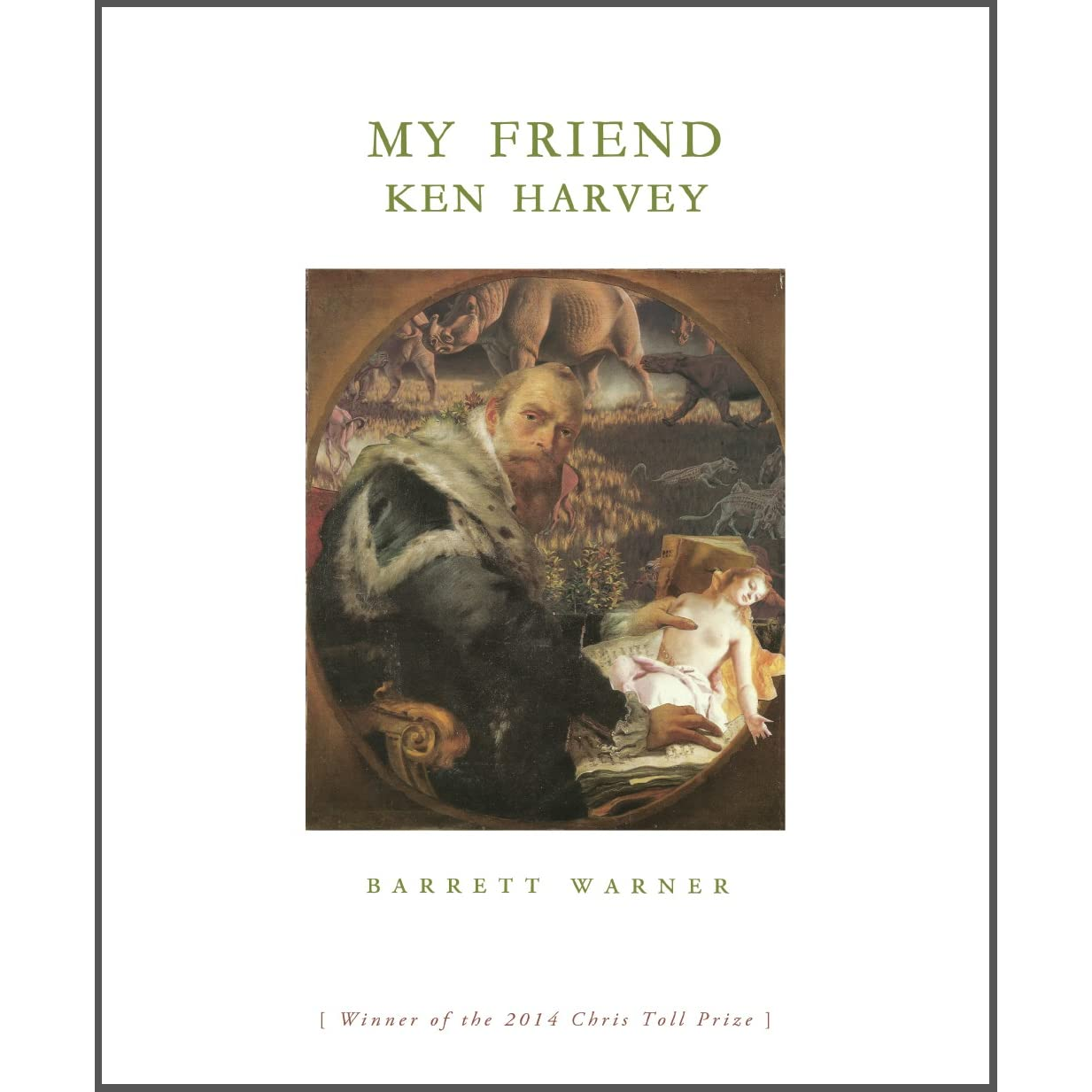 My Friend Ken Harvey by Barrett Warner