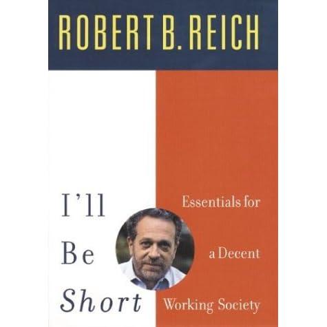 Robert Reich Net Worth