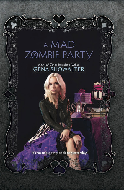 (White Rabbit Chronicles 4) Showalter, Gena - A Mad Zombie Party