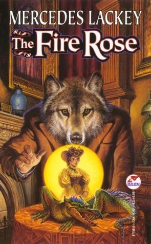 The Fire Rose (Elemental Masters, #0)