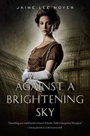 Against a Brightening Sky (Delia Martin #3)