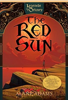 The Red Sun by Alane Adams