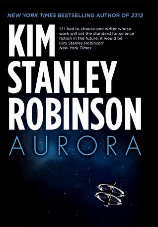 Cover Aurora - Kim Stanley Robinson