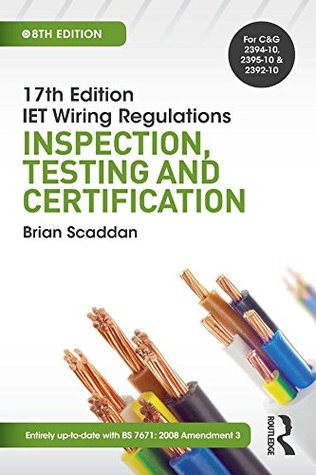 17th Edition Iet Wiring Regulations, Iee 17th Edition Wiring Regulations