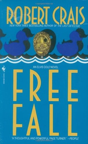 Free Fall (Elvis Cole, #4)
