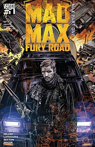 Mad Max by Mark Sexton