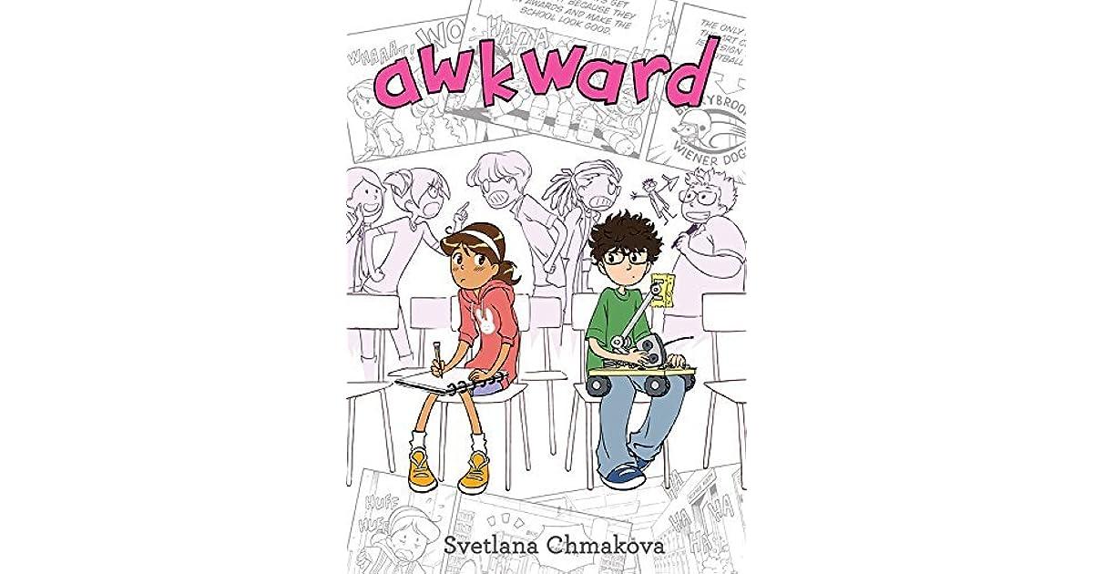 9 Year Old Coloring Books : Awkward #1 by svetlana chmakova u2014 reviews discussion