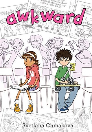 Awkward (Berrybrook Middle School, #1)