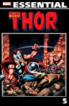 Essential Thor, Vol. 5