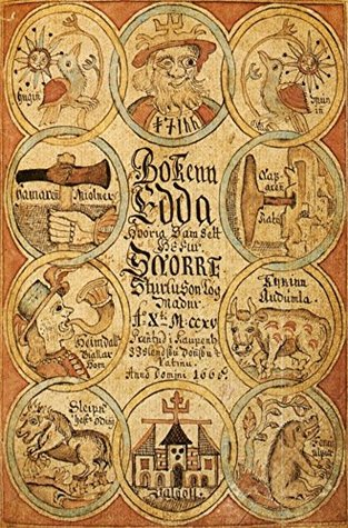 The Prose Edda (Illustrated) by Snorri Sturluson
