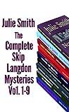 Skip Langdon Complete Set (Skip Langdon #1-9)