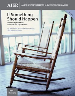 If Something Should Happen: How to Organize Your Financial and Legal Affairs