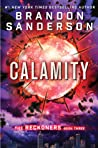 Book cover for Calamity (Reckoners, #3)