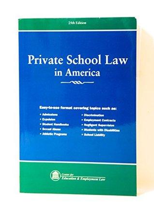 Private School Law In America
