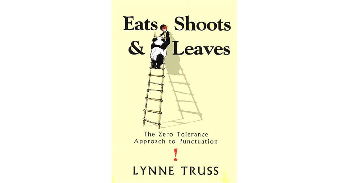 lynne truss eats shoots and leaves pdf