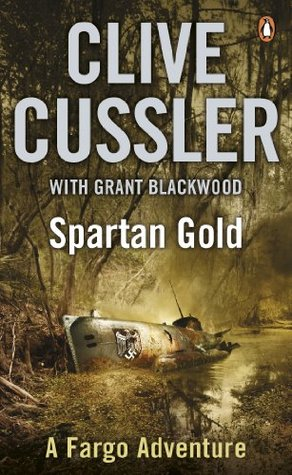 Spartan Gold by Clive Cussler