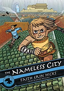 The Nameless City (The Nameless City, #1)