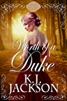 Worth of a Duke (Lords of Fate, #1)