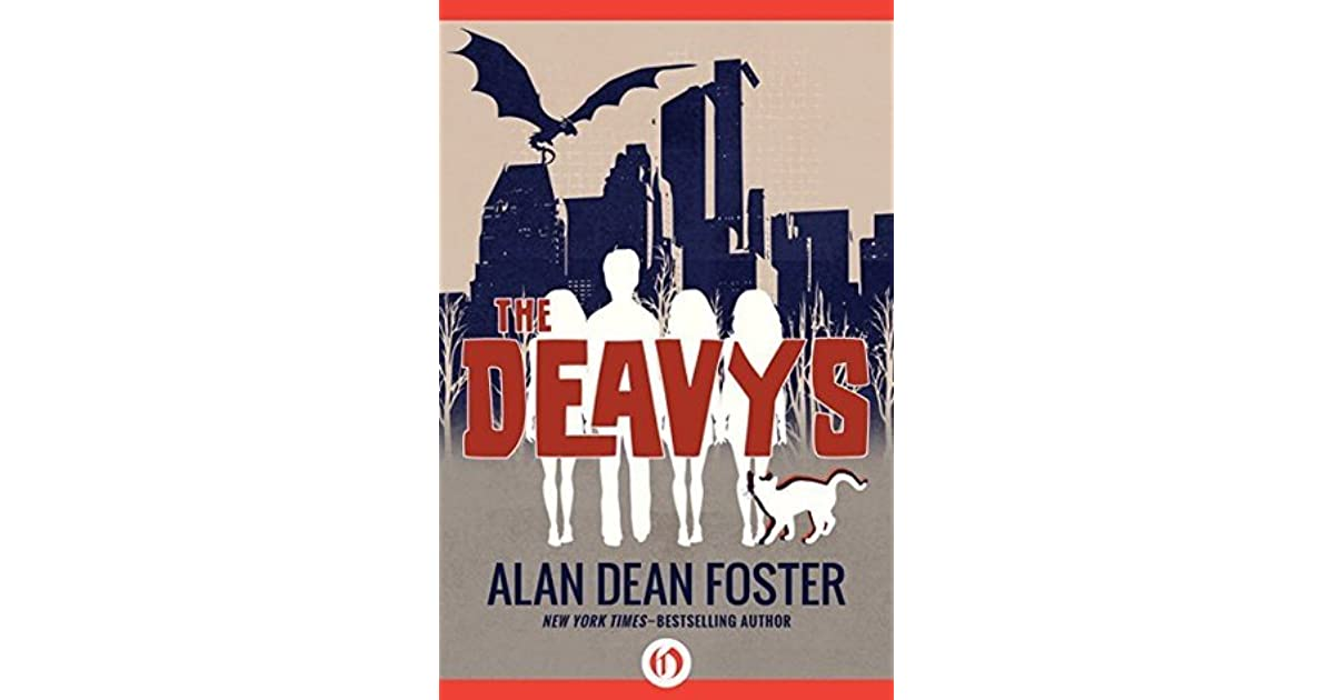 Alan dean foster goodreads giveaways