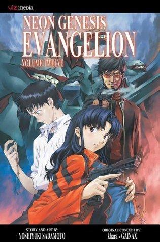 Neon Genesis Evangelion, Vol. 12: Ye fathers, provoke not your children to wrath