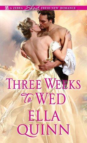 Three Weeks to Wed (The Worthingtons, #1)
