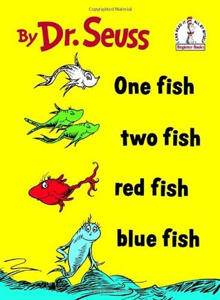 one fish two fish dr seus cover art