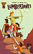 Lumberjanes: Friendship to the Craft