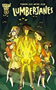 Lumberjanes: Jail Break